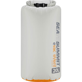 Sea to Summit eVac - Equipaje - 20l gris